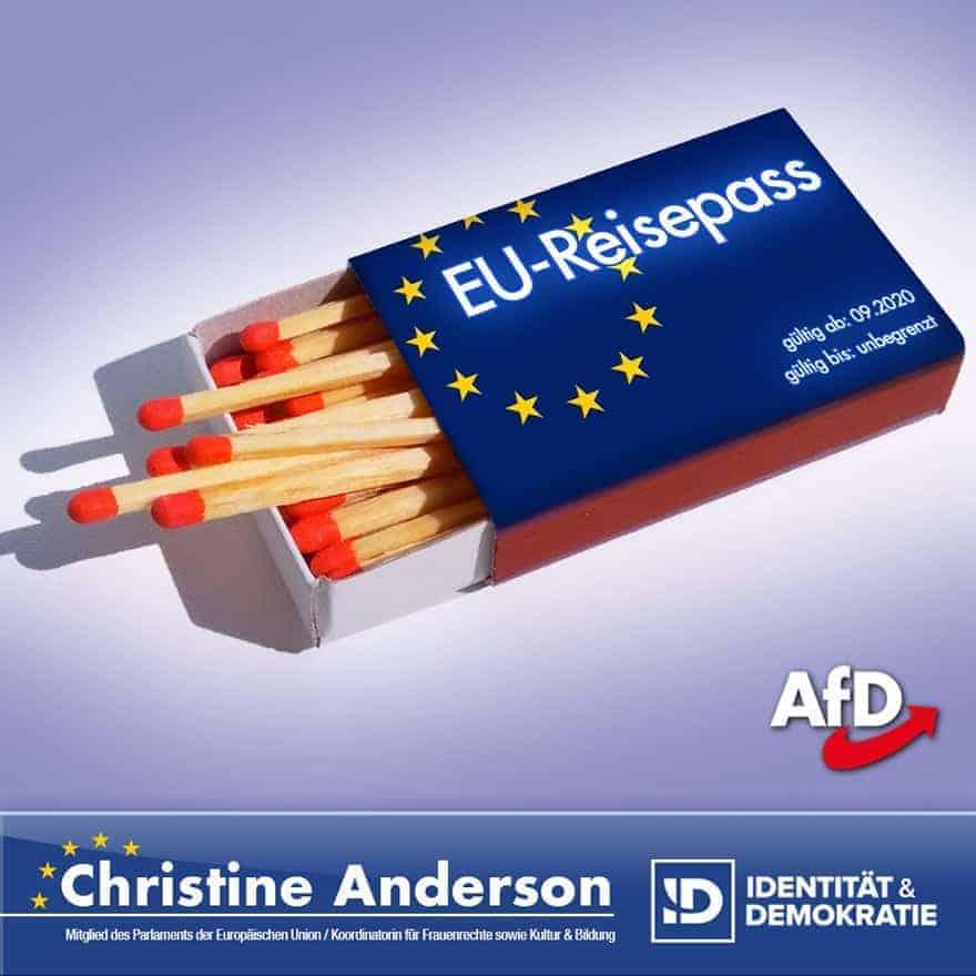 Neuer EU-Reisepass