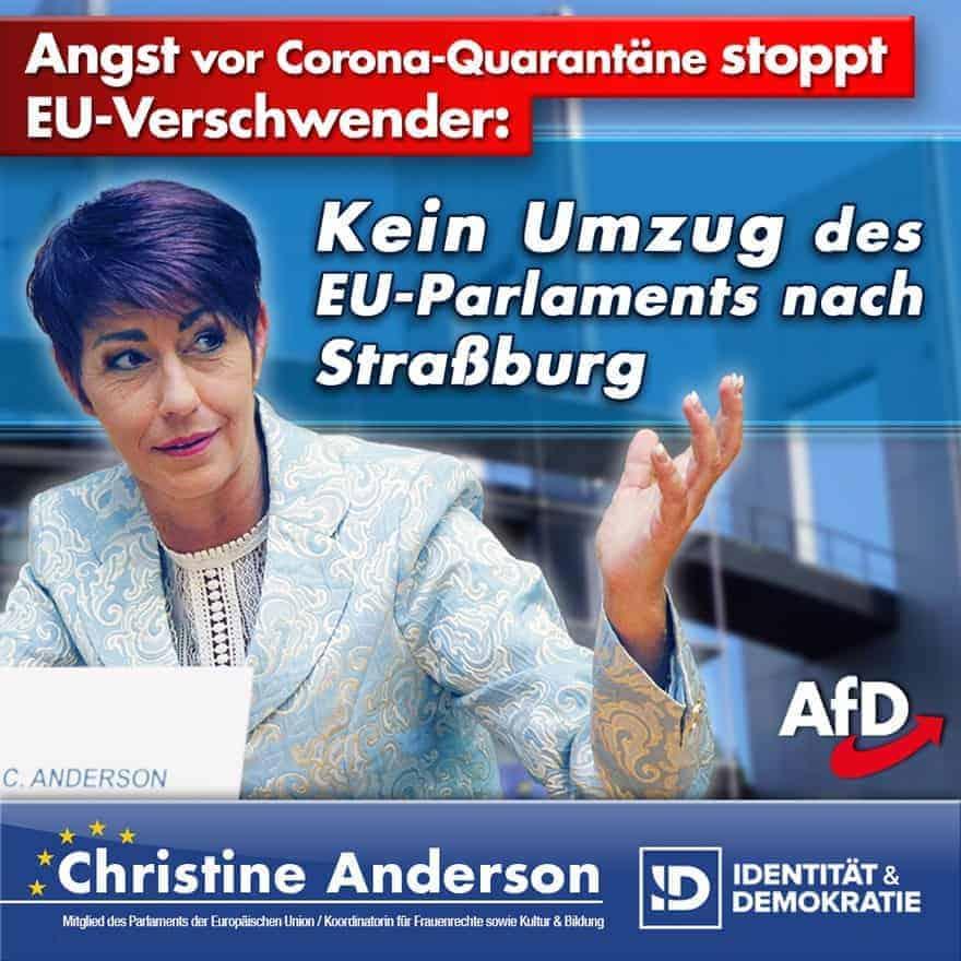 Kein Umzug des EU-Parlaments nach Straßburg